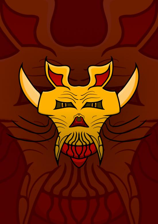 Ariki The Spirit Mask