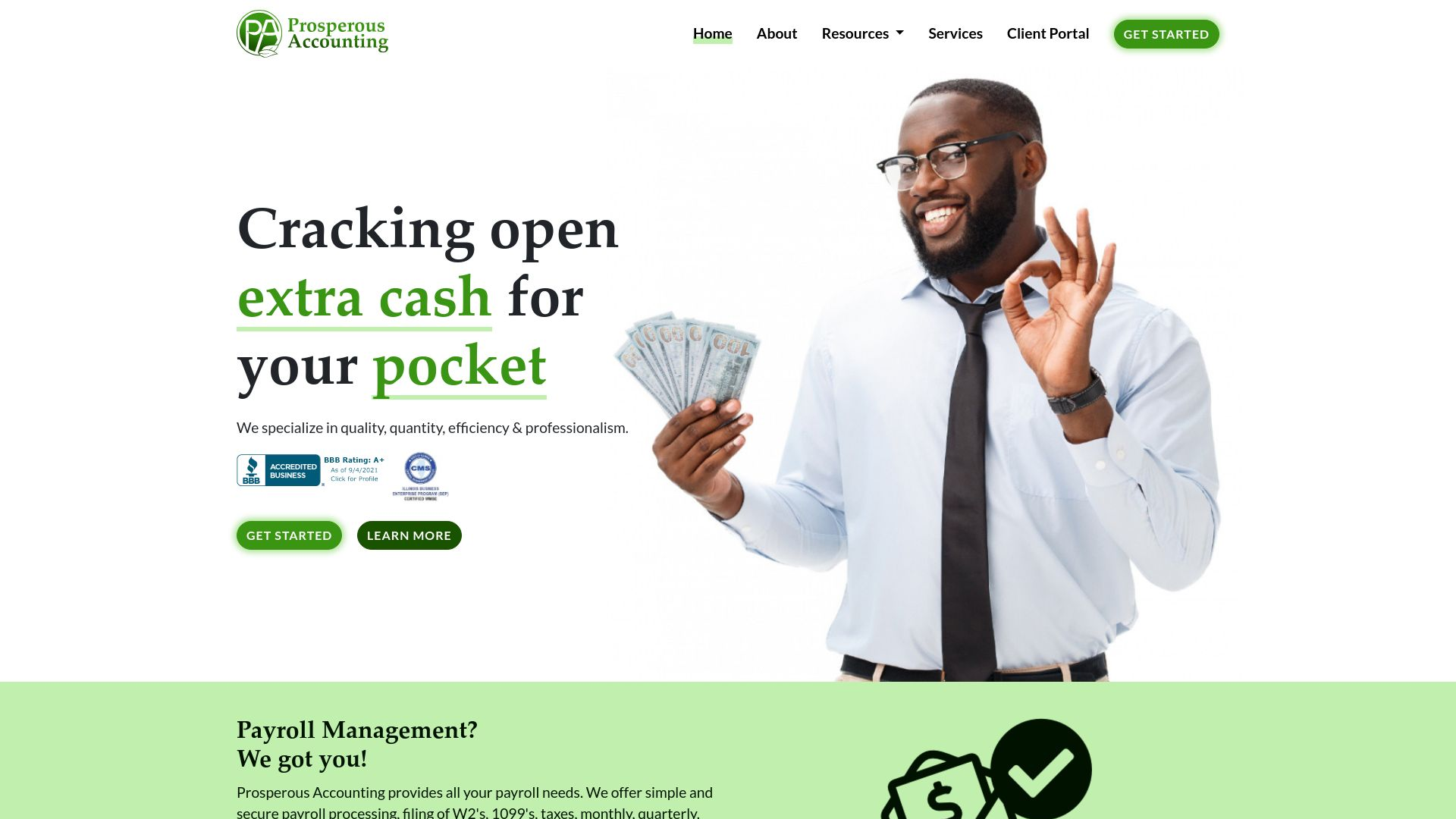 Prosperous Accounting Services